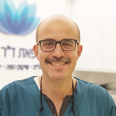 דר רון מלץ - מומחה למחלות חנייכים