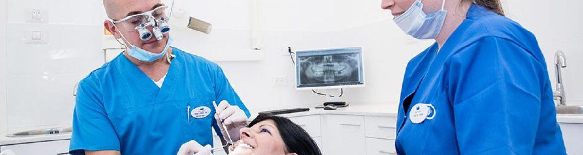 שימוש בממברנת PRF בטיפולי שיניים שונים